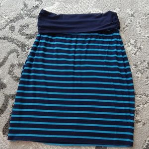 Gap summer stretchy skirt, size small